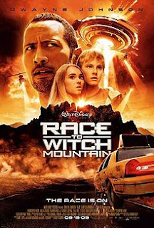 Sinopsis Film Race to Witch Mountain
