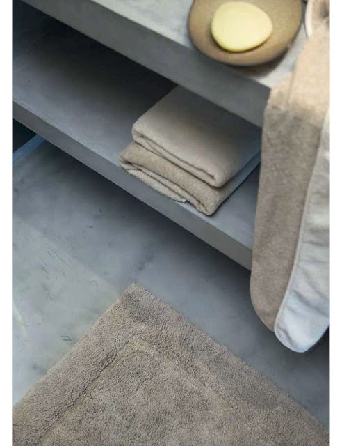 Abyss Mistral alfombra de baño