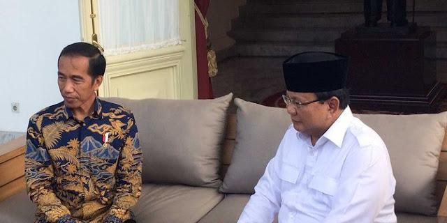 Populi Center: Betawi Dan Sunda Lebih Memilih Prabowo Ketimbang Jokowi