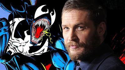 Le Venom dans le sang — Tom Hardy
