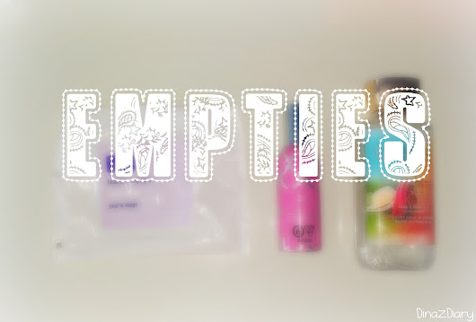Empties #2 | Products I've Used Up + Would I Repurchase?