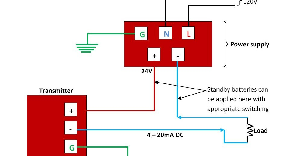 [DIAGRAM_38ZD]  4 - 20mA Transmitter Wiring Types: 2 -Wire, 3 - Wire & 4 - Wire ~ Learning  Instrumentation And Control Engineering | Wiring Diagram For Transmitter |  | Learning Instrumentation And Control Engineering