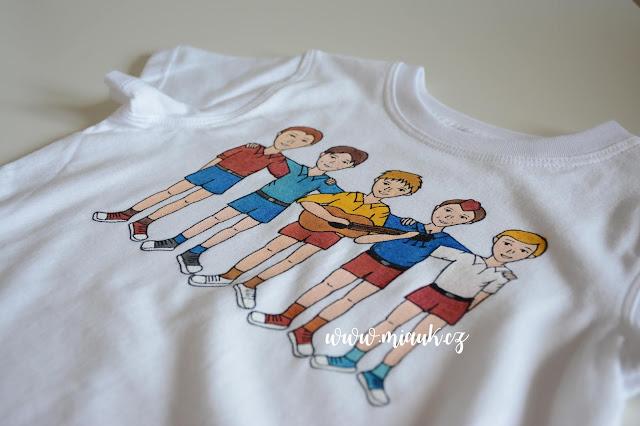 tričko rychlé šípy