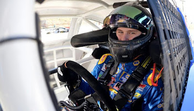 No Signs of Gilliland Slowing Down in Title Defense