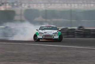 2016 Qatar Drift Champion Ali Makhseed