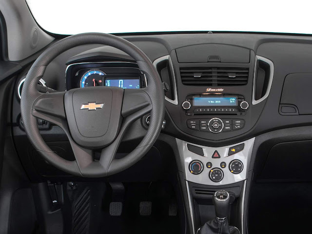 Chevrolet Tracker 2014 Freeride