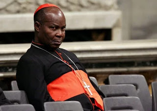 News: Nigerians are angry with you, admit your government has failed – Cardinal Okogie tells Buhari
