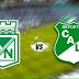Atlético Nacional vs Deportivo Cali EN VIVO ONLINE Por la fecha 14 de la Liga Águila / HORA Y CANAL