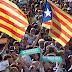 Βαρκελώνη - 450.000 άνθρωποι στους δρόμους υπέρ της ανεξαρτησίας της Καταλονίας - ΦΩΤΟ