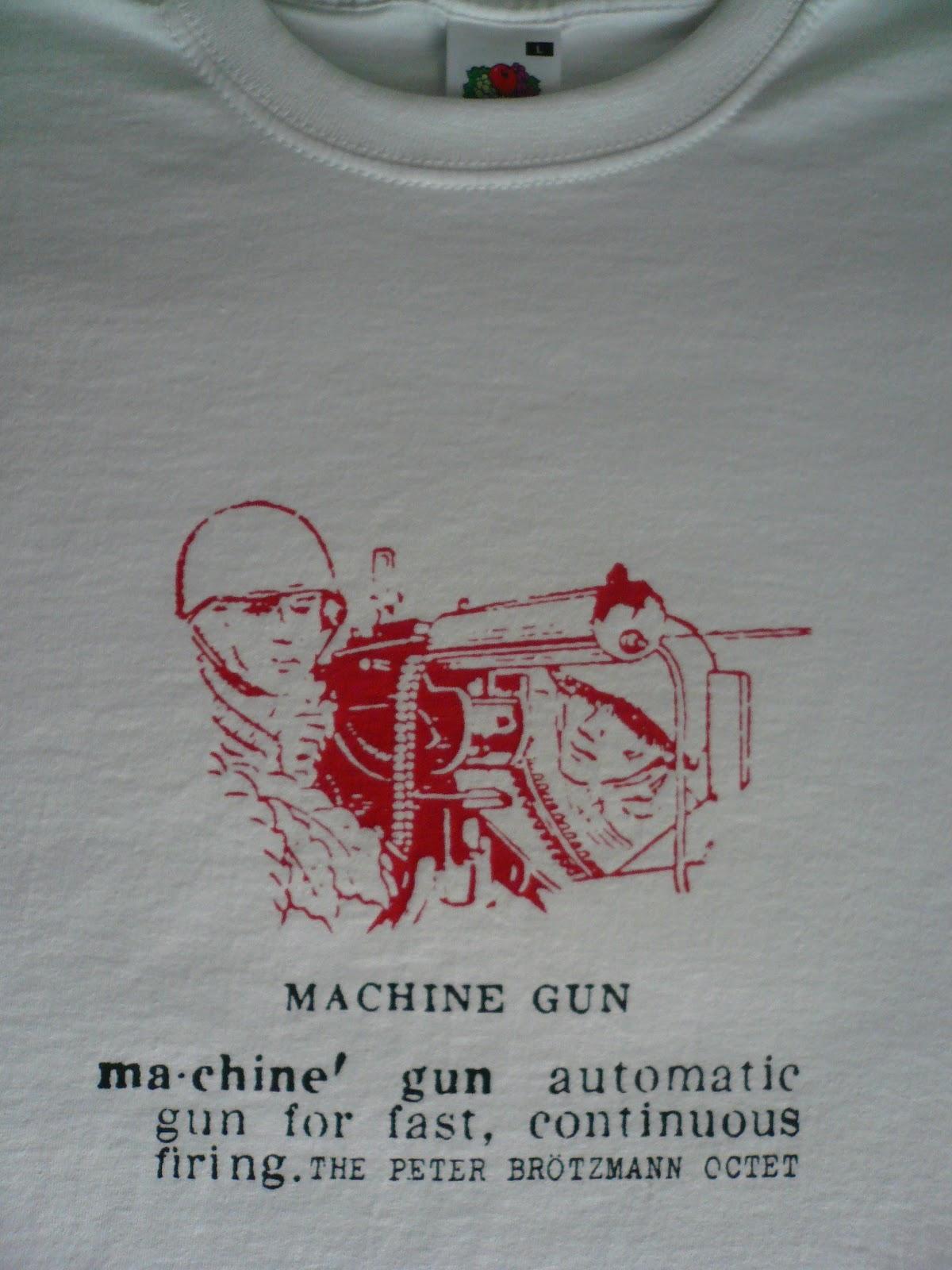 brötzmann machine gun