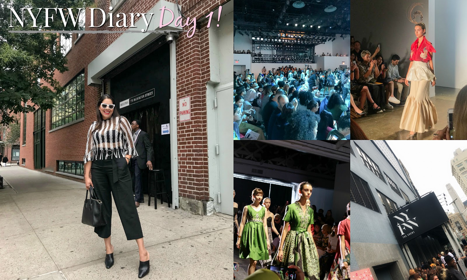 NYFW ss2019 blogger diary day 1, nyfw ss2019 blogger, nyfw september 2018