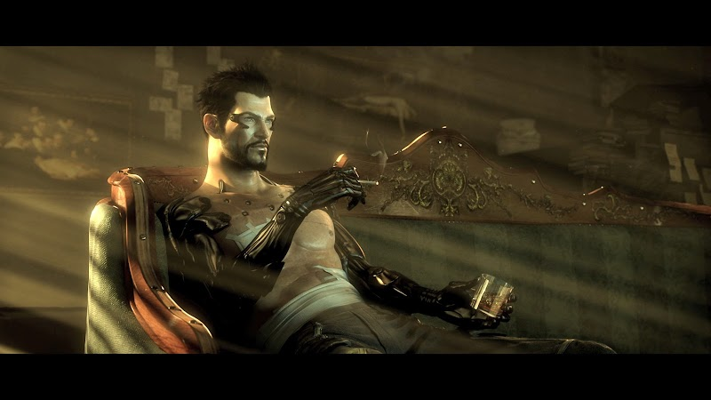 Deus Ex: The Fall v0.0.36 APK
