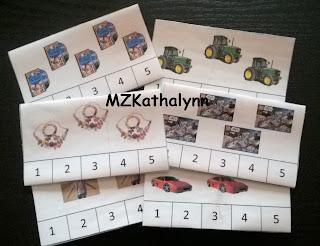 Cartes à pinces voiture tracteur jusqu'à 5