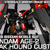 Custom Build: MG 1/100 Gundam AGE-2 Dark Hound