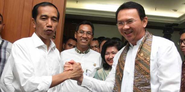 Jokowi-Ahok Pecah Kongsi?