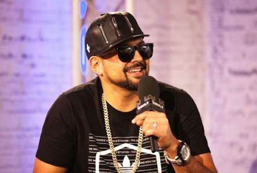 Sean Paul Pull Another Teen Choice Award Nomination-The Nigger Is Great