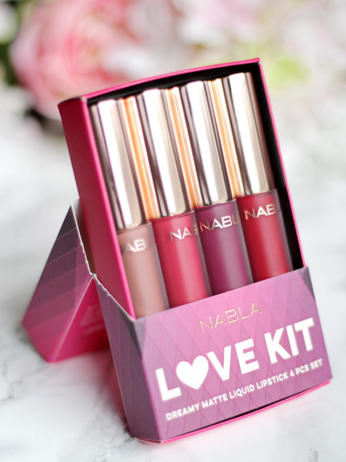NABLA Love Kit Review