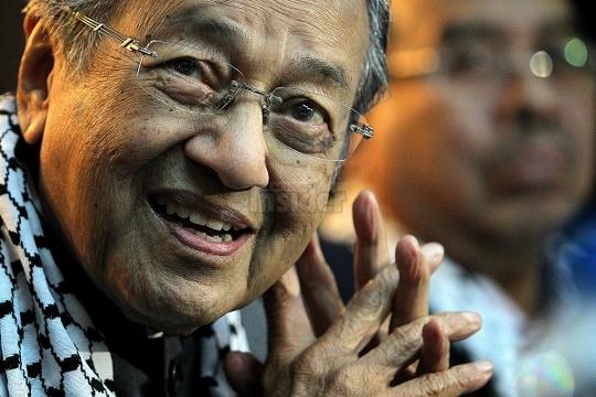 Balas Mahathir, Israel Larang Pejabat Malaysia Masuk Palestina