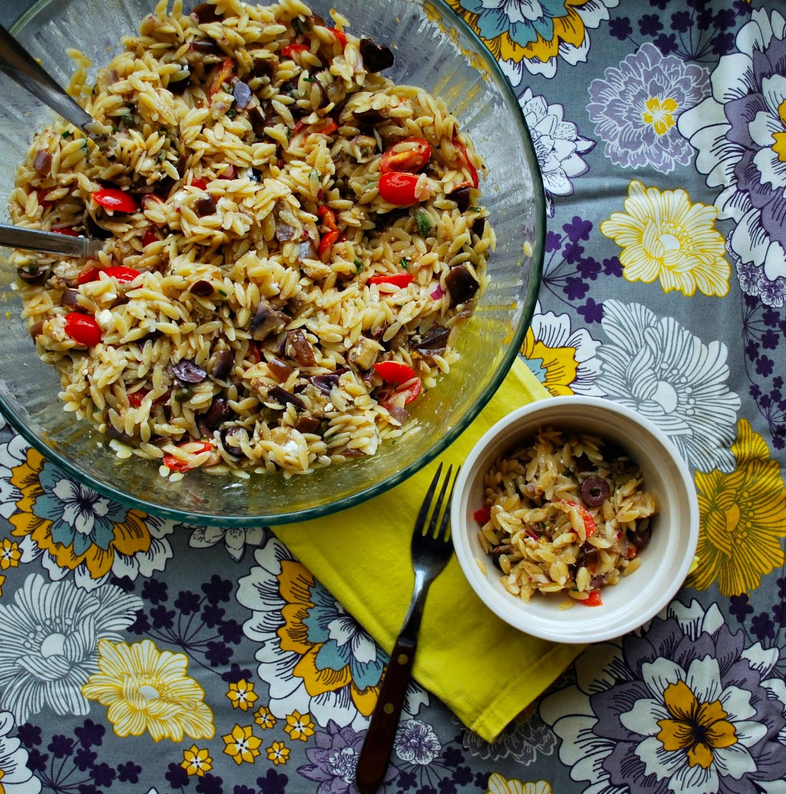 Mediterranean Kitchen Kirkland: Reinventing Nadine: Mediterranean Pasta Salad
