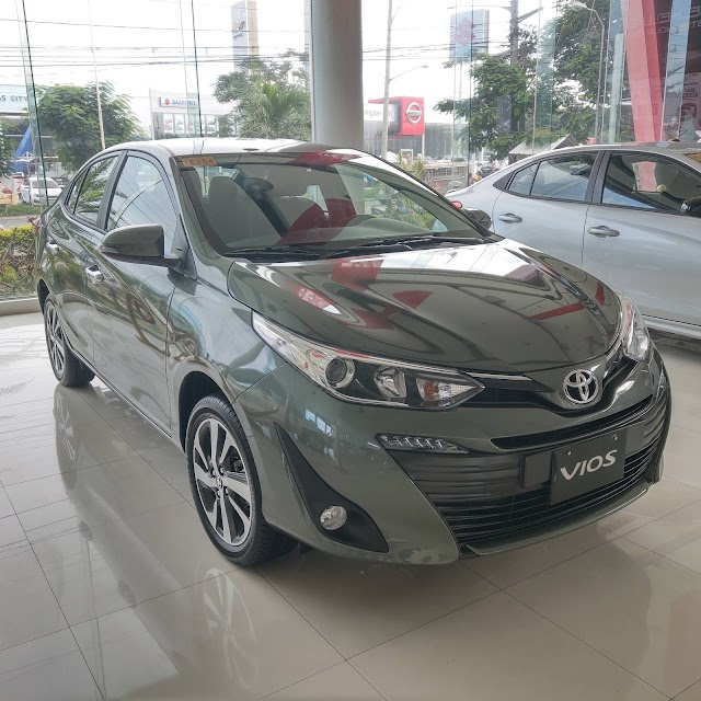 2019 Toyota VIOS 1.5L G(Hi-end) AT | Features & Specs (Philippines)