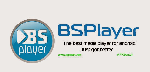 BSPlayer for Android v1.22.176 Full APK