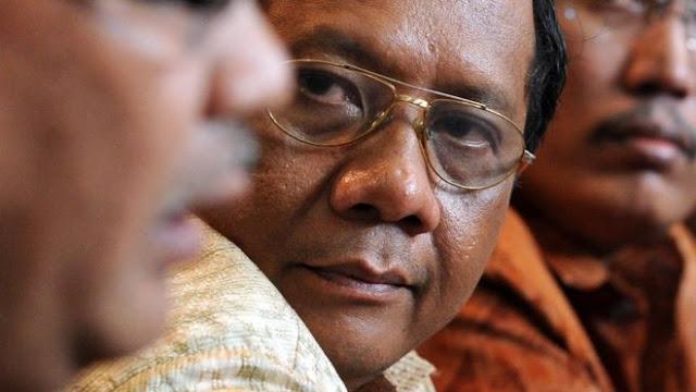 Datangi KPK, Mahfud MD: Kalau di Sini Ya Bicara Soal Korupsi