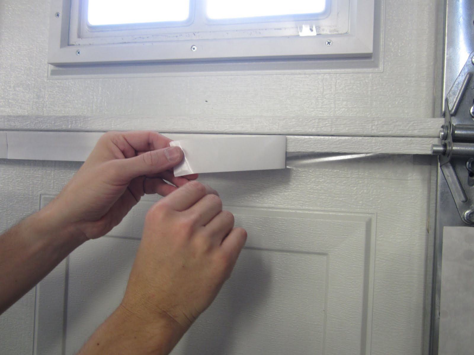 Keep It Cool Or Warm With The Garage Door Insulation Kit