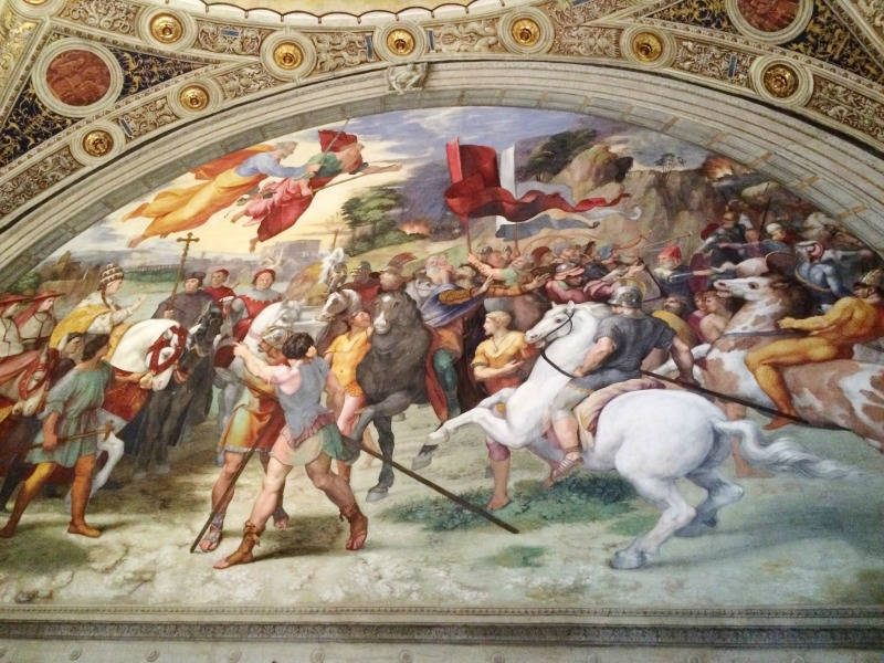 Raphael Rooms - Vatican Museums