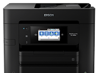 Epson WorkForce Pro EC-4040 Driver Download - Windows, Mac
