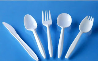 Disposable Spoons image