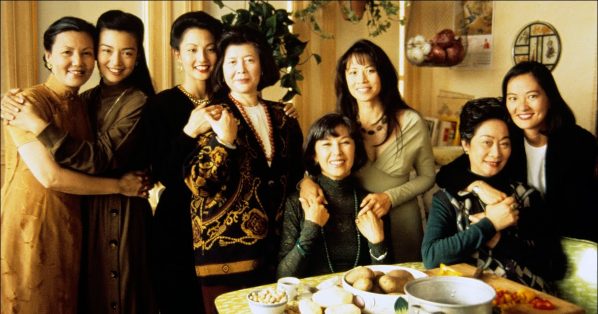 chinese women in american tradition in the book the joy luck club by amy tan Discuss the significance of the novel within the tradition of chinese-american  tan's women in the joy luck club  the book do you think is most like amy tan.