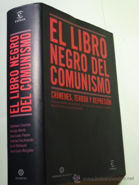 ON: 'EL LIBRO NEGRO DEL COMUNISMO: CRÍMENES, TERROR Y