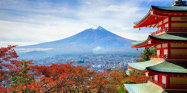 Fakta Unik dan Menarik Tentang Negara Jepang