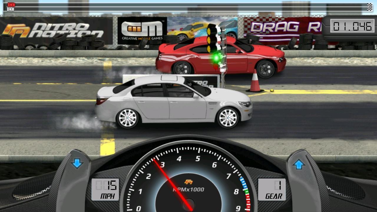 Drag Racing V.1.7.7 MOD APK ~ PCGamesAndro