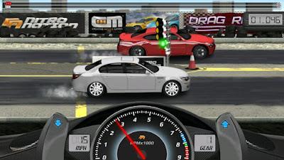 Drag Racing V.1.7.7 MOD APK Terbaru
