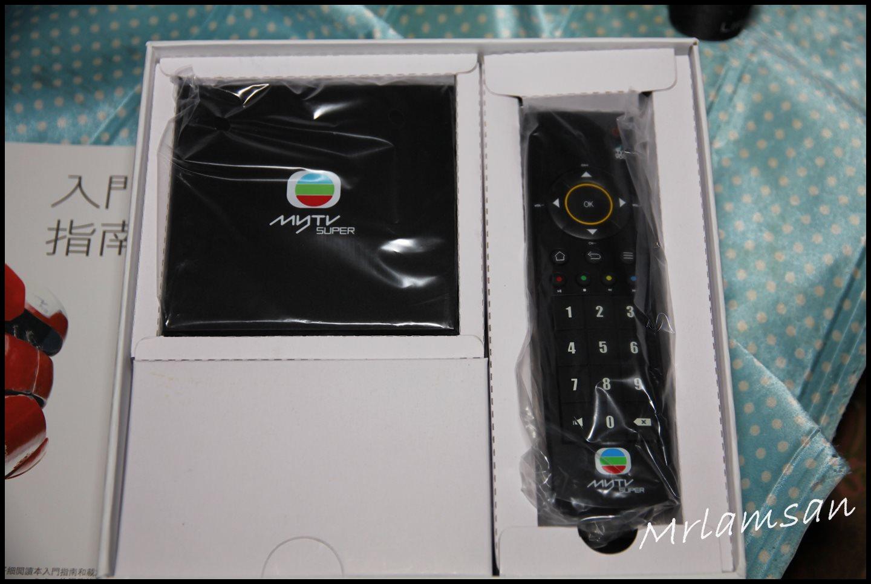 林公子生活遊記: MY TV SUPER 電視盒 機頂盒 開箱UNBOX