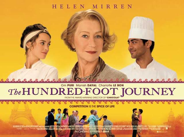 film bertema kuliner berjudul the hundret journey
