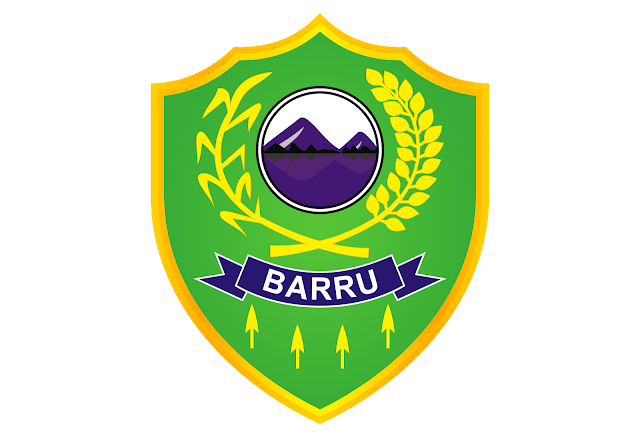 Logo Kabupaten Barru Vector