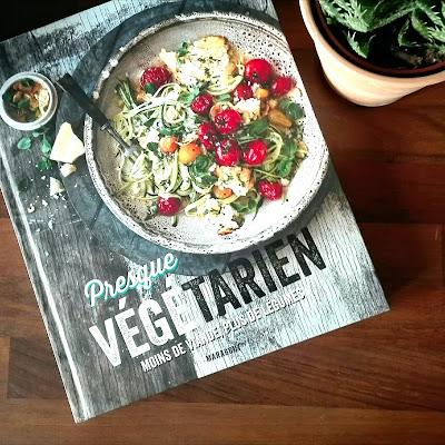 presque végétarien - marabout éditions - charlotte huyghe - gremlinsgang