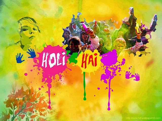 Happy Holi 2016 HD Picture