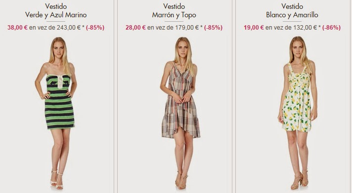 Vestidos Juicy Couture