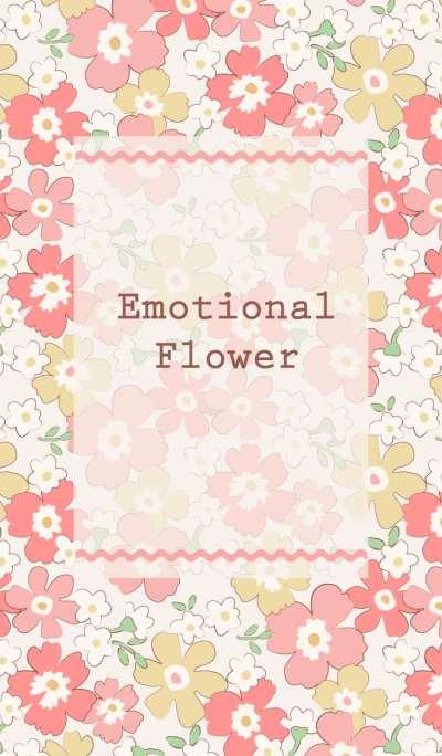 Emotional Flower