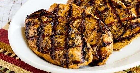 ... Kitchen®: Savory Low-Carb Marinade for Grilled Chicken, Pork, or Beef