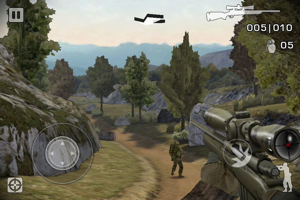 download Battlefield Bad Company 2 APK Mod terbaru