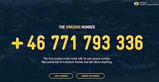 Zadzwoniłem do Szwecji