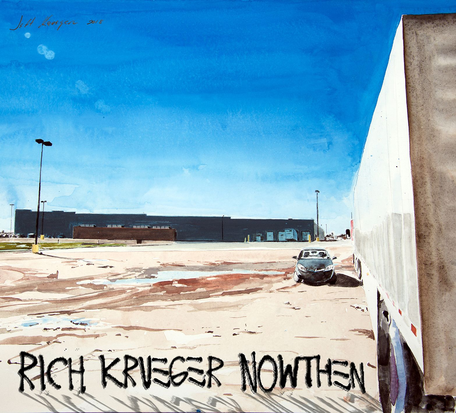JP's Music Blog: New Music From Indie-Artists Rich Krueger, Martin