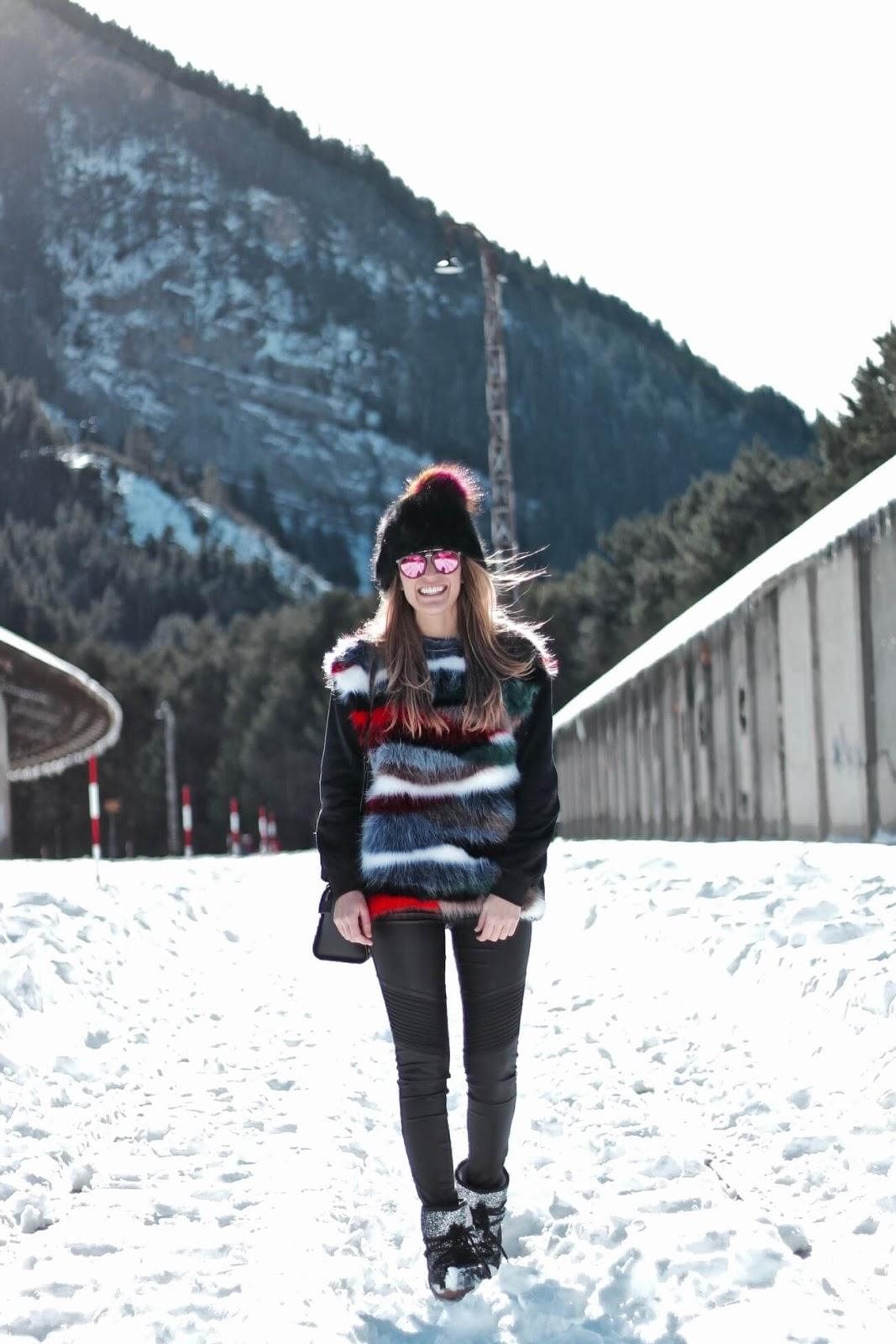 bloguera de moda jaca