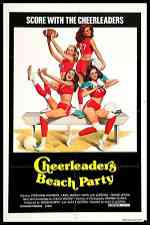 Cheerleaders Beach Party 1978