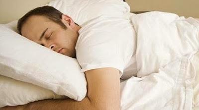 Masyaallah, Posisi Tidur Pun Ada Yang Dimurkai Oleh Allah