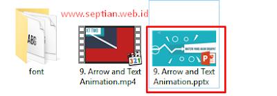 mengubah format powerpoint